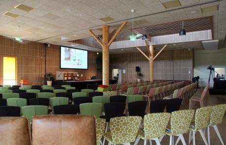 Conférence à La Canopée