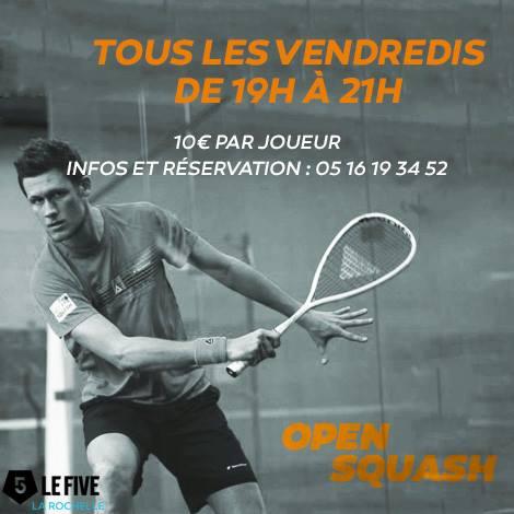 Open Squash
