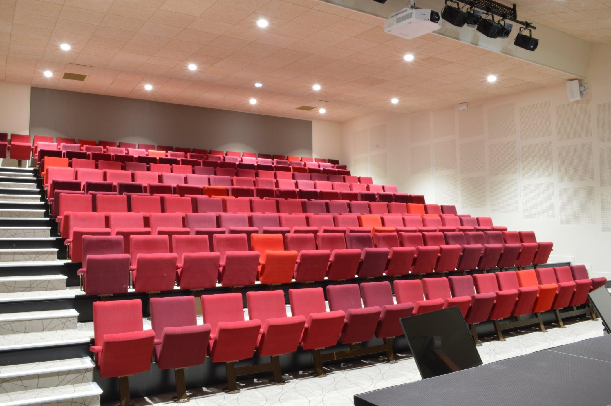salle de r union pour assembl es et conventions la. Black Bedroom Furniture Sets. Home Design Ideas