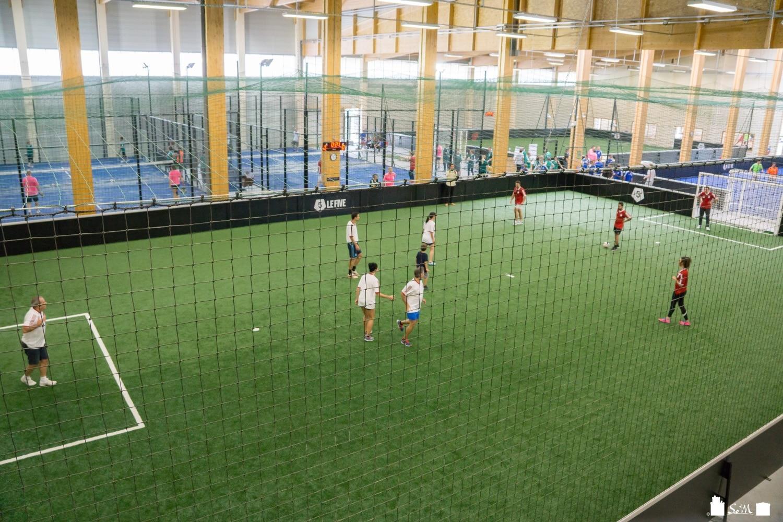 terrain de futsal à La Rochelle pour vos événements de team building