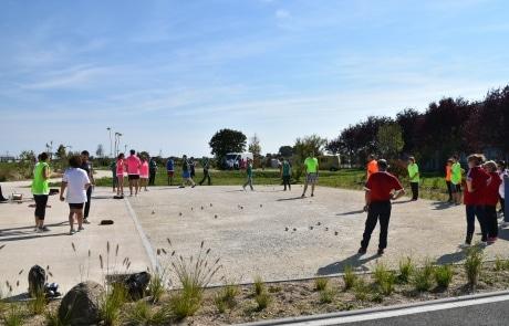 espace en plein air à la Rochelle pour vos activités de team building